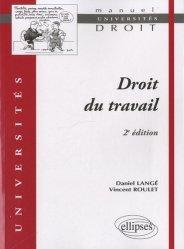 Droit du travail . 2e édition