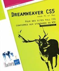 Dreamweaver CS5 pour Mac et PC