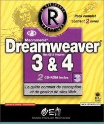 Dreamweaver 3 & 4