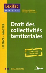 La couverture et les autres extraits de Guide juridique du périscolaire. Action sociale, transport, restauration