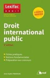 Droit internationnal public