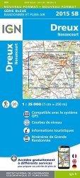 La couverture et les autres extraits de Aix-en-Provence Toulon Fréjus. 1/100 000