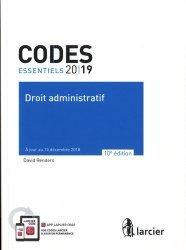 Droit administratif. Edition 2019