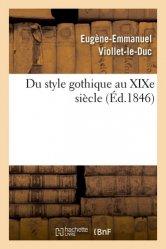 Du style gothique au XIXe siècle