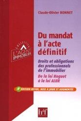 La couverture et les autres extraits de ECNi Conférences Paris Descartes