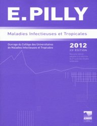 E.PILLY Maladies infectieuses et tropicales 2012