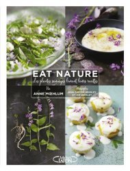 Eat Nature. L'herbier gourmand