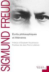 Ecrits littéraires et philosophiques