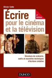 Ecrire pour le cinéma et la télévision