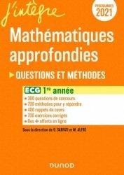 ECG 1 - Mathématiques approfondies