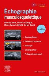 Échographie musculosquelettique