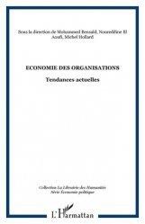 Economie des organisations