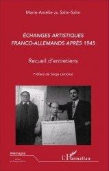 Echanges artistiques franco-allemands après 1945