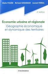 Economie urbaine et régionale