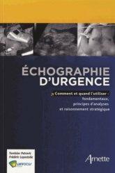 Échographie d'urgences