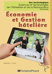 Economie et Gestion hôtelière Terminale  STHR