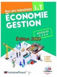 Economie-Gestion 1re Tle Bac pro
