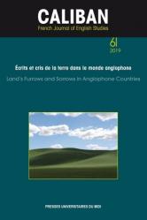 Ecrits et cris de la terre dans la monde anglophone