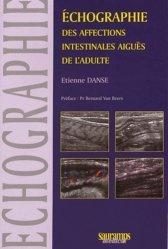 La couverture et les autres extraits de Écho-Doppler vasculaire et viscéral