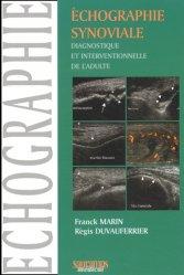 Échographie synoviale