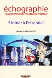 Échographie en anesthésiologie et en médecine d'urgence