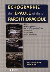 Échographie de l'épaule et de la paroi  thoracique