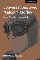 Ecrits de Malcolm Morley