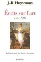 Ecrits sur l'art. 1867-1905