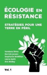 La couverture et les autres extraits de Ecologie en résistance