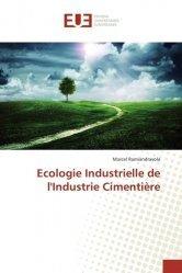 Ecologie Industrielle de l'Industrie Cimentière