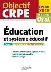 Education et système éducatif