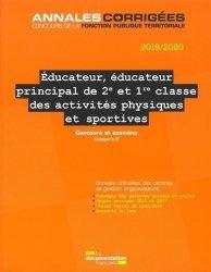 La couverture et les autres extraits de Assistant socio-éducatif  2016