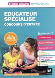Educateur spécialisé - Concours d'entrée