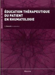 Éducation du patient en rhumatologie