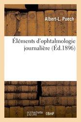 Éléments d'ophtalmologie journalière