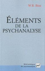 Eléments de la psychanalyse . 4e édition