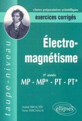 Électromagnétisme 2ème année MP MP* PT PT*