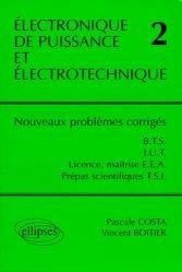 Électronique de puissance et électrotechnique 2