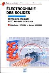Electrochimie des solides