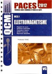 Electromagnétisme UE 3.1