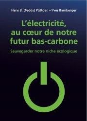 L'électricité, au cœur de notre futur bas-carbone