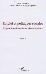 Emploi et politiques sociales