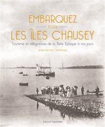Embarquez pour les Iles Chausey