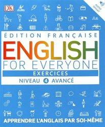 English for Everyone : Exercices - Niveau 4 avancé