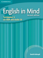 English in Mind Level 4 - Testmaker CD-ROM and Audio CD