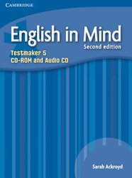 English in Mind Level 5 - Testmaker CD-ROM and Audio CD