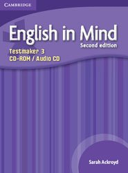 English in Mind Level 3 - Testmaker CD-ROM and Audio CD