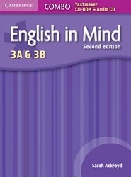 English in Mind Levels 3A and 3B Combo - Testmaker CD-ROM and Audio CD