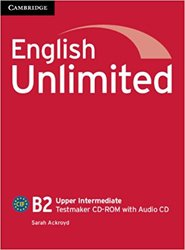 English Unlimited Upper Intermediate Testmaker CD-ROM and Audio CD