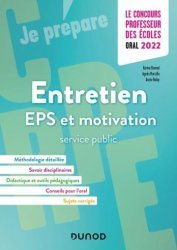 Entretien, EPS et motivation-service public